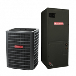 Goodman 16 SEER 4 Ton Heat Pump Single Stage