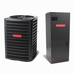 Goodman 16 SEER 5 Ton Heat Pump Single Stage