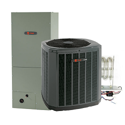 Trane 3 Ton 14 SEER Electric HVAC System [Includes Installation]