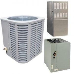 4 Ton 14 Seer Ameristar Central Air Conditioner Gas Split